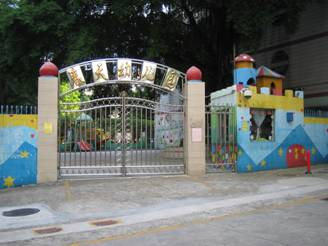 6,春天幼儿园