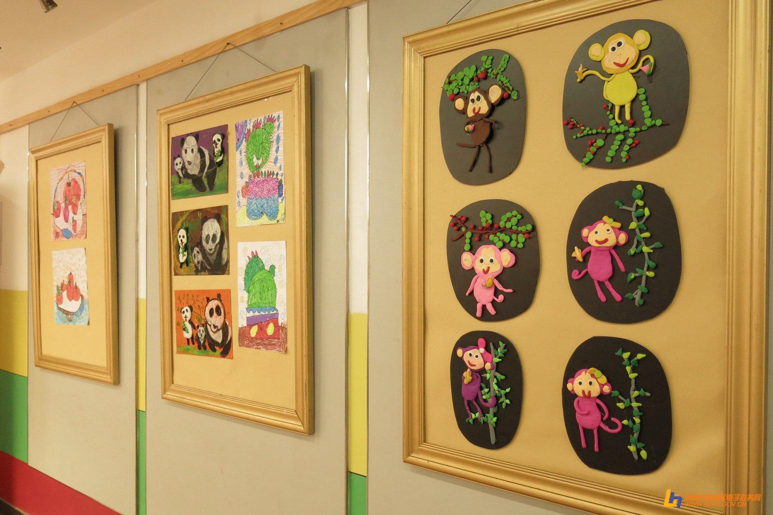 彩陶动漫少儿美术创意班学员作品展