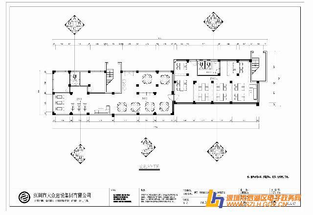 关于《华清园片区老人活动中心》设计方案及工